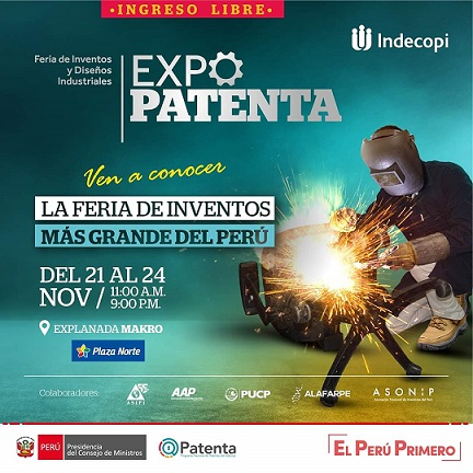 Muy Pronto Nuestros Abogados Expertos En Propiedad Intelectual Estarán Presentes En Expo Patenta 2019