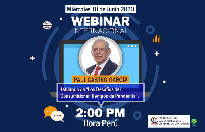 I Webinar De Las Asociaciones Civiles De Defensa Del Consumidor De América Latina